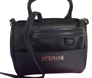 Kenneth Cole Reaction Cross Body Small Satchel in Black