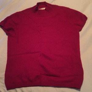Talbots cashmere Top