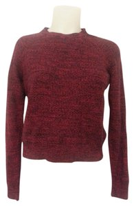 Banana Republic Cropped New Marled Knit Soft Sweater