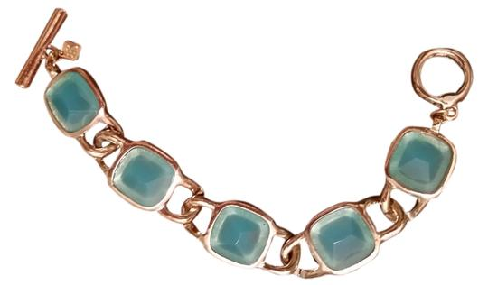 Other Chunky turquoise glass bracelet