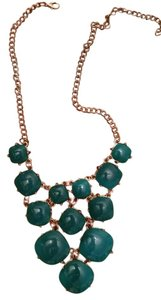 Other Blue green bubble necklace