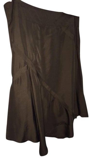 Preload https://item2.tradesy.com/images/h-and-m-olive-green-silk-midi-skirt-size-14-l-34-4242211-0-2.jpg?width=400&height=650