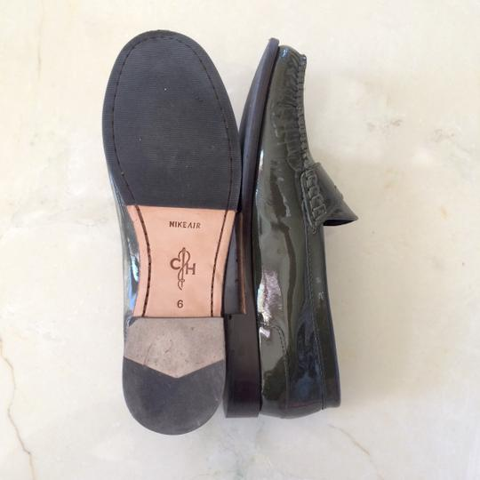 Cole Haan Army Green Flats