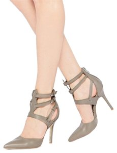 Sam Edelman Gray Pumps