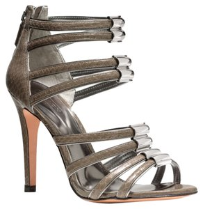 Coach Women Strappy Logo Sandals