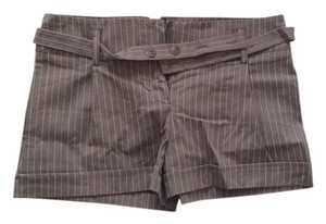 Wet Seal Mini/Short Shorts Brown
