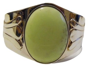 Mine Finds by Jay King Mine Finds by Jay King .925 Sterling Silver Gemstone Adjustable Cuff Bracelet fits 6
