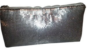 Jimmy Choo silver Clutch