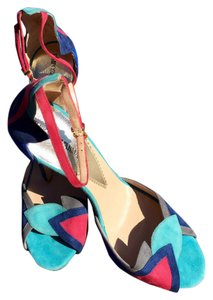 Emporio Armani Multicolored Sandals