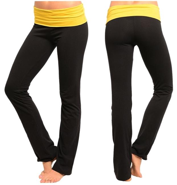 Other Black/Gold Yoga Pants