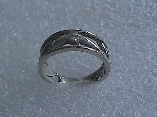 Other Sterling Silver Dolphin Band Ring