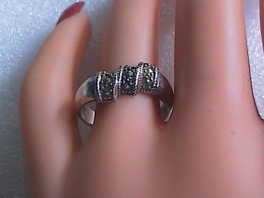 Other Sterling Silver Marcasite Ring