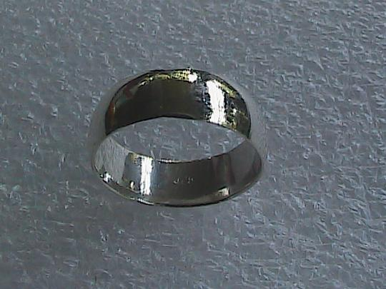 Other Sterling Silver Wide Band Ring