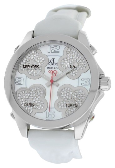 Preload https://item5.tradesy.com/images/jacob-and-co-stainless-steel-five-time-zone-jcmath12-mop-diamond-40mm-watch-4248394-0-0.jpg?width=440&height=440