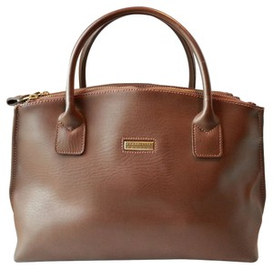 Perry Ellis America Satchel in Brown