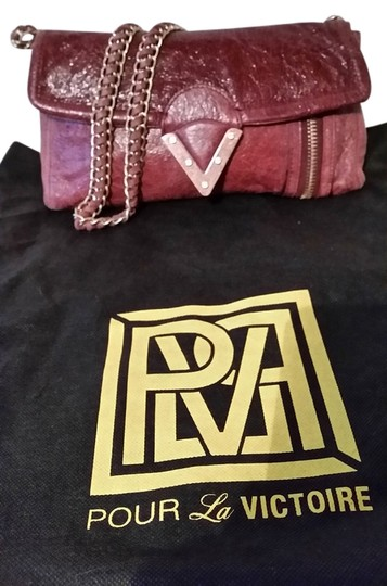 Preload https://item3.tradesy.com/images/pour-la-victoire-wine-distressed-crinckled-leather-cross-body-bag-4248637-0-0.jpg?width=440&height=440
