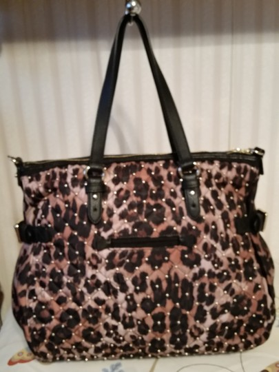 Juicy Couture Tote in Brown and black