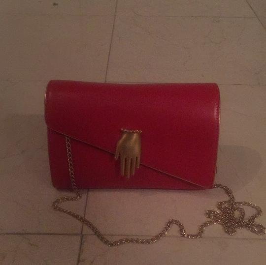 Charlotte Olympia Rouge(red) Clutch