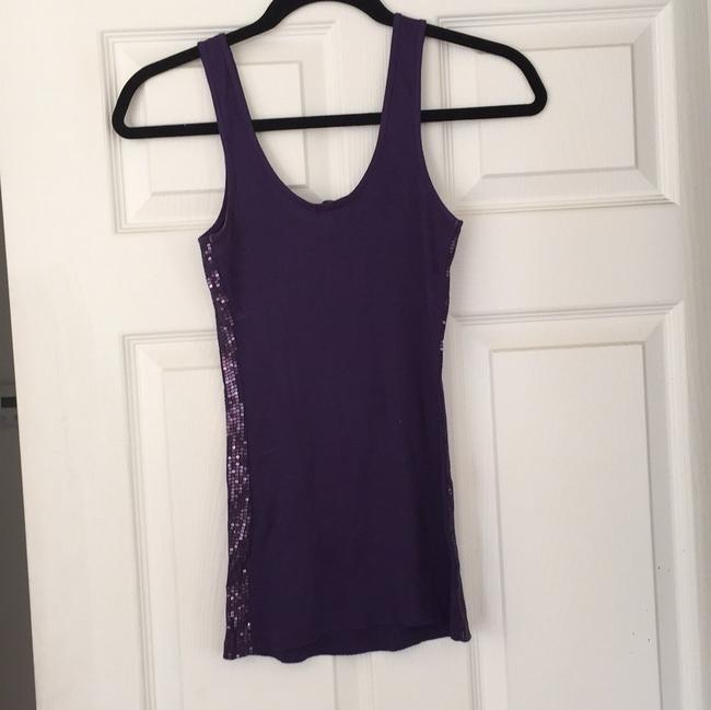 Express Top Purple