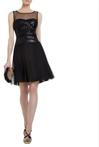 BCBGMAXAZRIA Lbd Sequin Wedding Dress