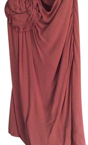 BCBGMAXAZRIA short dress Burple on Tradesy