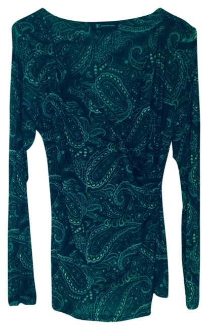 Preload https://item2.tradesy.com/images/inc-international-concepts-dark-green-blouse-size-14-l-4249771-0-0.jpg?width=400&height=650