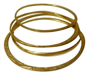 Veronese Collection Veronese Collection Bangle Bracelet Set Size 8 Inch