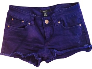 Forever 21 Mini/Short Shorts Dark Blue