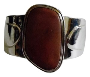 Mine Finds by Jay King Mine Finds by Jay King .925 Sterling Silver Gemstone Cuff Bracelet Size fits 6
