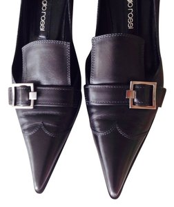 Sergio Rossi black Pumps