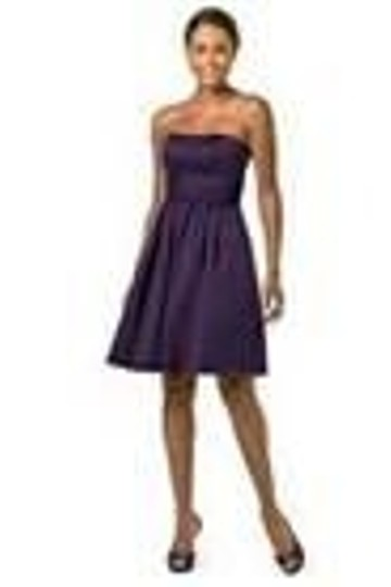 Preload https://item1.tradesy.com/images/david-s-bridal-purple-cotton-83312-bridesmaidmob-dress-size-10-m-42510-0-0.jpg?width=440&height=440