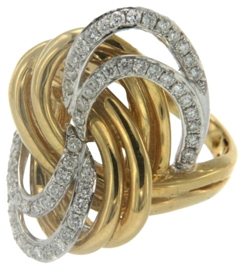 Other BRAND NEW, 18K Yellow Gold Diamond Right Hand Ring