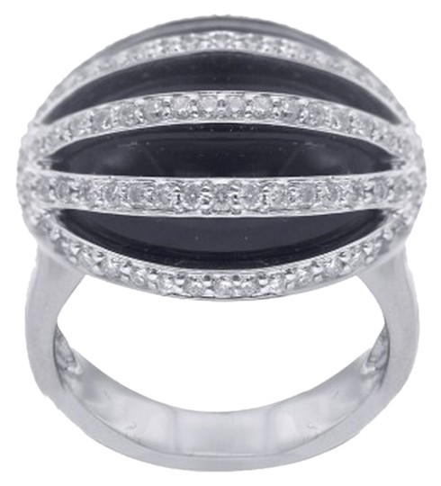 Preload https://item1.tradesy.com/images/sphere-shape-black-onyx-with-diamonds-ring-4251475-0-0.jpg?width=440&height=440
