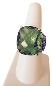 Other Embellished by Leecia Peridot Ring, Size 8