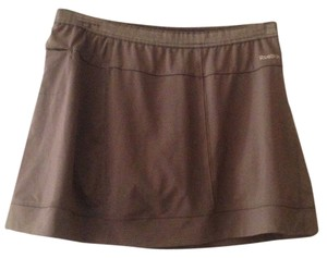 Reebok Reebok Athletic Tennis Skort/ Skirt/ Shorts (Size US M) - Brown Grey