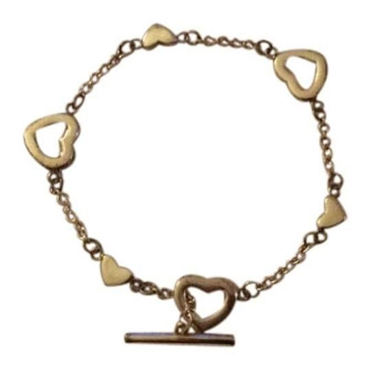 Preload https://item1.tradesy.com/images/tiffany-and-co-sterling-silver-heart-link-bracelet-4251850-0-0.jpg?width=440&height=440