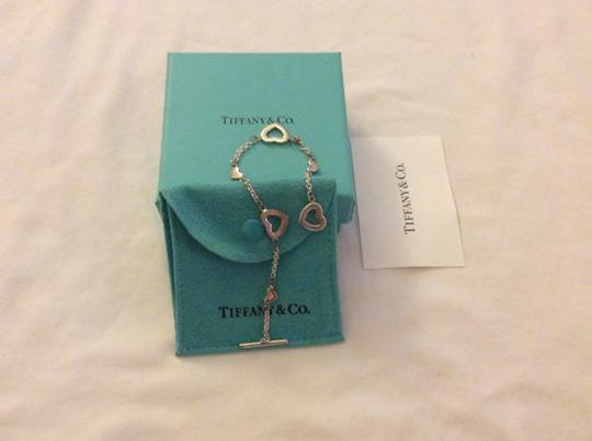 Tiffany & Co. Tiffany & Co. Heart Link Bracelet Sterling Silver