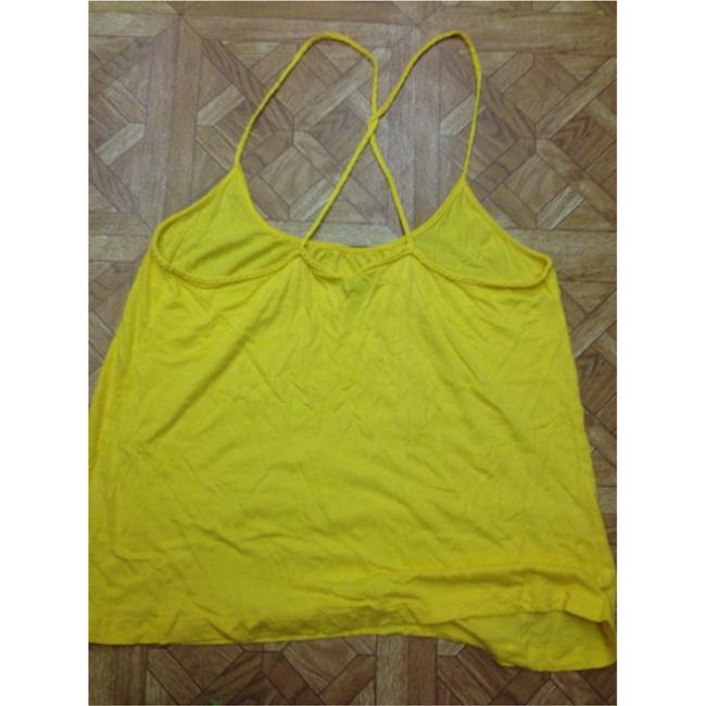 Old Navy Top Yellow