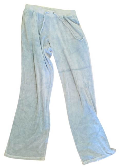 Juicy Couture Sweatpants Relaxed Pants Baby Blue