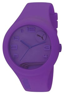Puma Puma PU103211010 Men's Purple Analog watch With Purple Dial