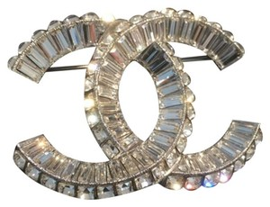 Chanel New Chanel Crystal Brooch