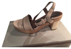 Marni Off white and light gray Mules