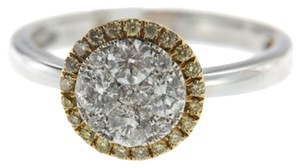 Other BRAND NEW, Ladies 18K Yellow Diamond Ring