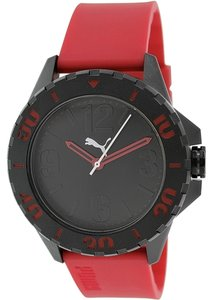 Puma Puma PU103801004 Women's Black Analog watch With Black Dial