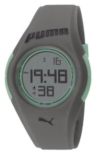 Puma Puma PU911191004 Unisex Grey Digital watch With Grey Dial