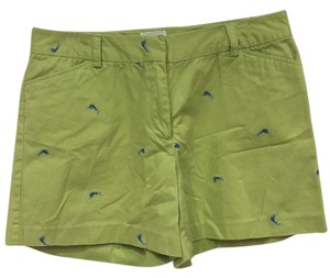 Bamboo Trading Company Mini/Short Shorts Green, blue