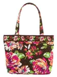 Vera Bradley Petite Tote in English Rose