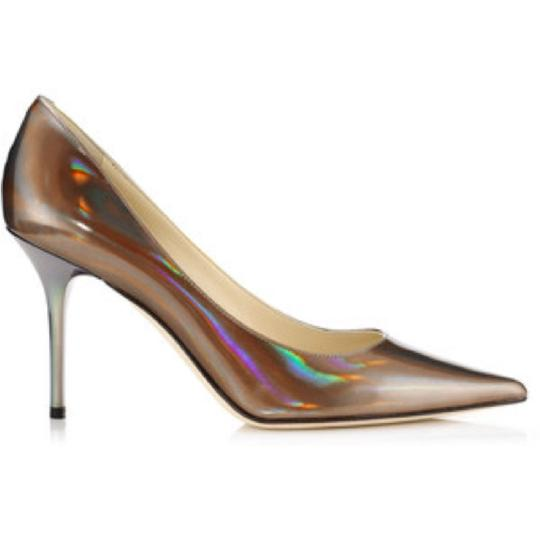 Jimmy Choo Disco Pumps Image 1