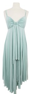 Light Teal Maxi Dress by A|X Armani Exchange