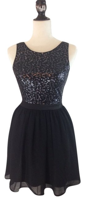 Preload https://item2.tradesy.com/images/forever-21-black-night-out-dress-size-4-s-4254601-0-0.jpg?width=400&height=650